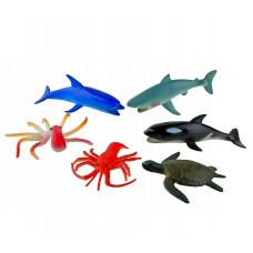 Животные Морские Рыбки